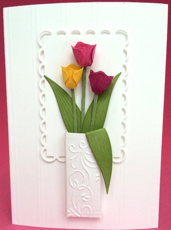 handmade-Mothers-Day-card-9 81+ Easy & Fascinating Handmade Mother's Day Card Ideas