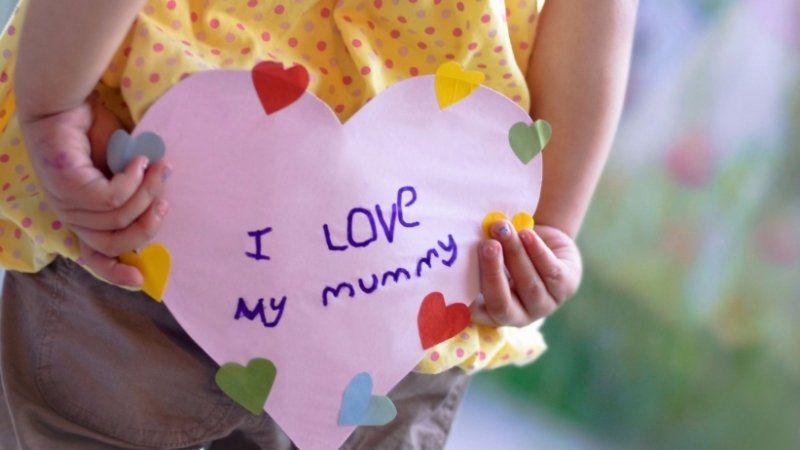 handmade-Mothers-Day-card-90 81+ Easy & Fascinating Handmade Mother's Day Card Ideas