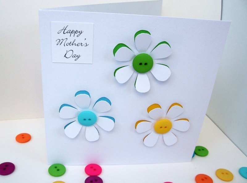 handmade-Mothers-Day-card-99 81+ Easy & Fascinating Handmade Mother's Day Card Ideas
