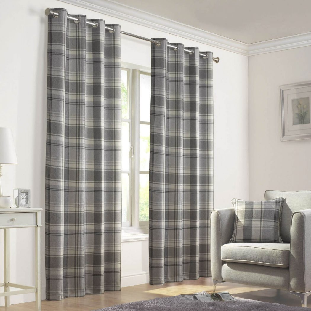 inverness-silver 20+ Hottest Curtain Designs for 2019