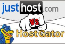 Photo of Justhost vs Hostgator Companies Comparison – Which One To Choose?!