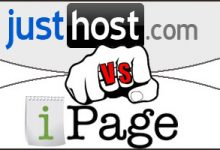 Photo of Justhost vs iPage Company | Which Host is The Best?!