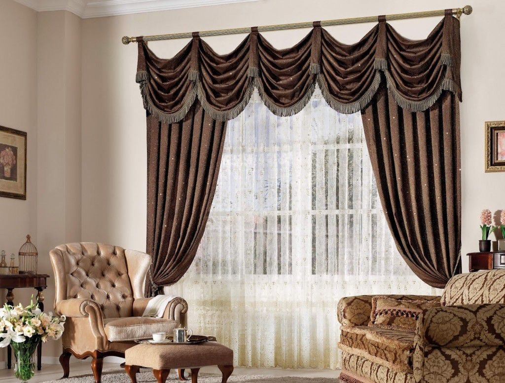 living-room-curtains-off-black-Living-Room-Curtains-brown-latest-curtain-designs-modern-living-room-curtain-designs-pictures 20+ Hottest Curtain Designs for 2019