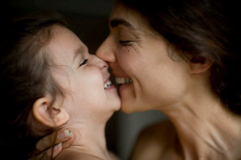 motherhood-10 78+ Heart-touching Photos of Mothers and Their Babies