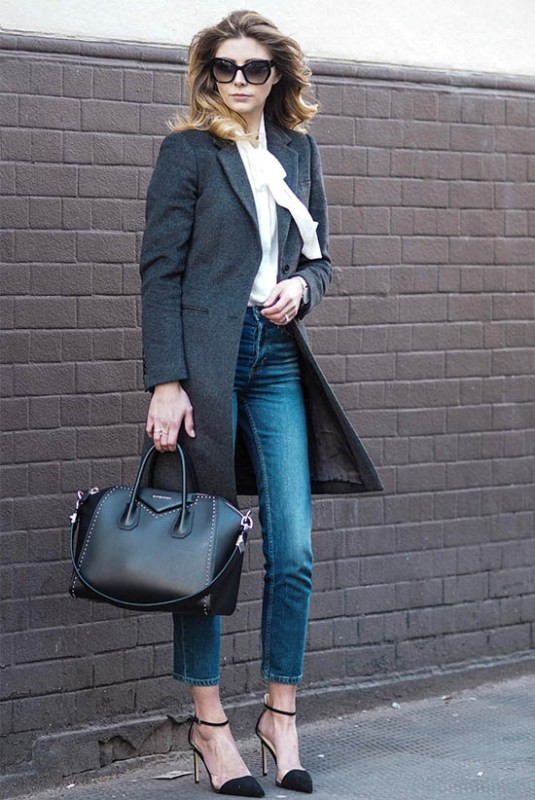 office-outfits-17-2 83+ Fall & Winter Office Outfit Ideas for Business Ladies 2018