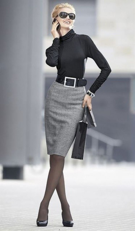 office-outfits-18-2 83+ Fall & Winter Office Outfit Ideas for Business Ladies 2020