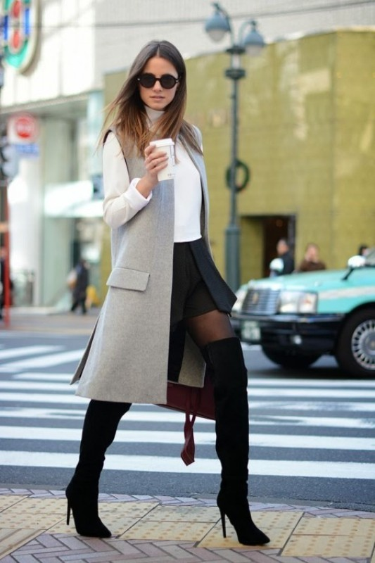 office-outfits-2-2 83+ Fall & Winter Office Outfit Ideas for Business Ladies 2018