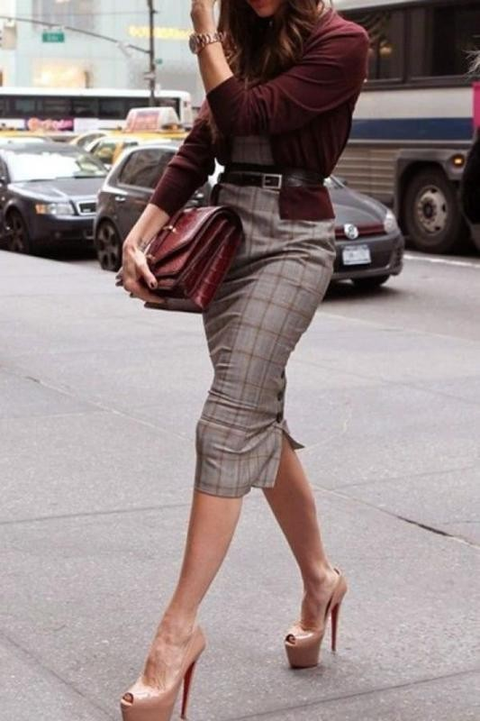 office-outfits-20 83+ Fall & Winter Office Outfit Ideas for Business Ladies 2020