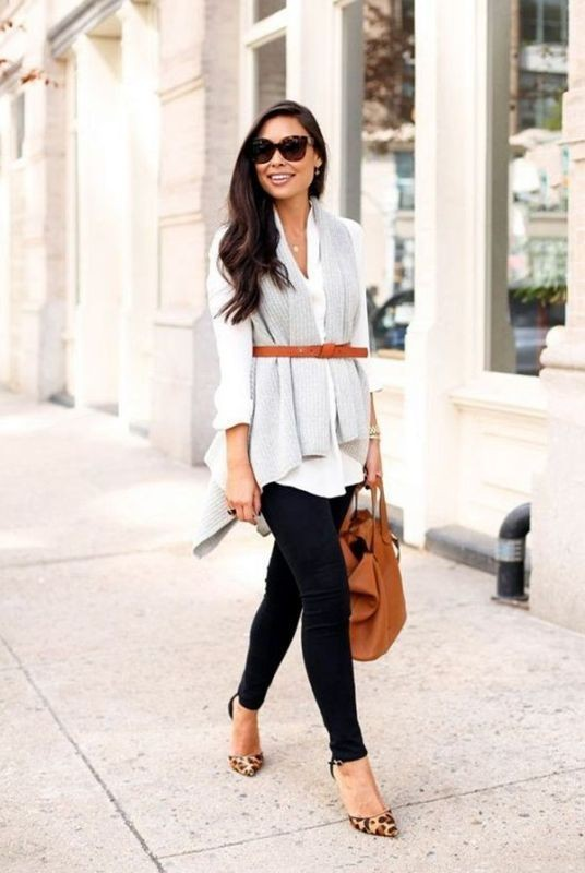 office-outfits-7-2 83+ Fall & Winter Office Outfit Ideas for Business Ladies 2020