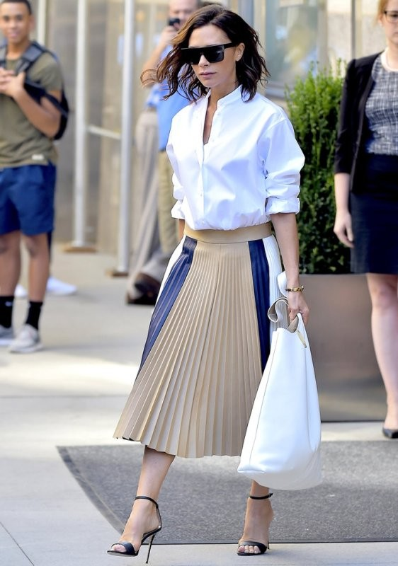 skirts-for-work-24-1 87+ Spring and Summer Office Outfit Ideas for Business Ladies 2019