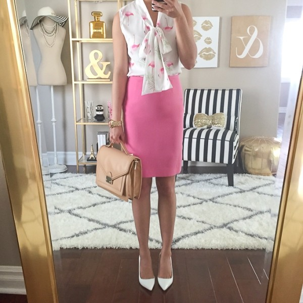 sleeveless-blouses-and-tank-tops-16-1 87+ Spring & Summer Office Outfit Ideas for Business Ladies 2017