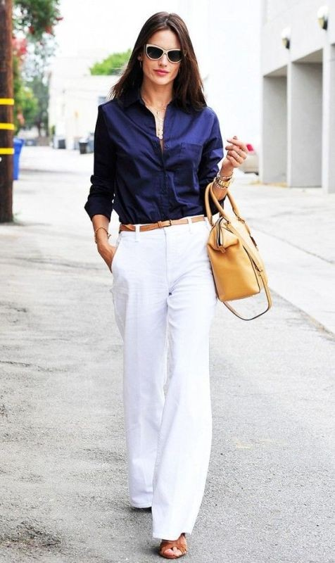 spring-and-summer-office-outfit-ideas-1-1 87+ Spring & Summer Office Outfit Ideas for Business Ladies 2017