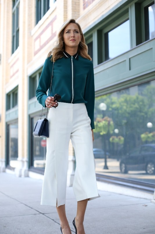 spring-and-summer-office-outfit-ideas-10-1 87+ Spring & Summer Office Outfit Ideas for Business Ladies 2018