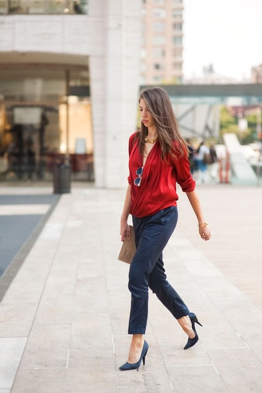 spring-and-summer-office-outfit-ideas-11-1 87+ Elegant Office Outfit Ideas for Business Ladies in 2021