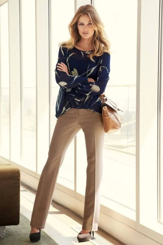 spring-and-summer-office-outfit-ideas-14-1 87+ Elegant Office Outfit Ideas for Business Ladies in 2020