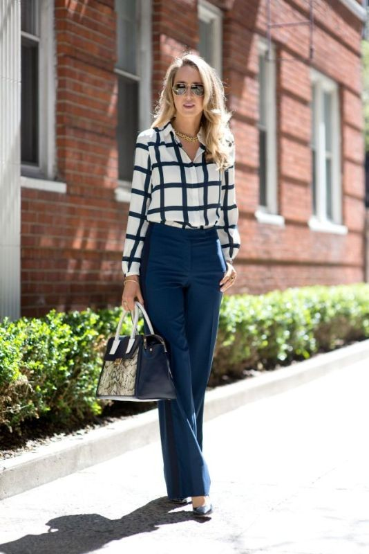 spring-and-summer-office-outfit-ideas-19-1 87+ Spring & Summer Office Outfit Ideas for Business Ladies 2018