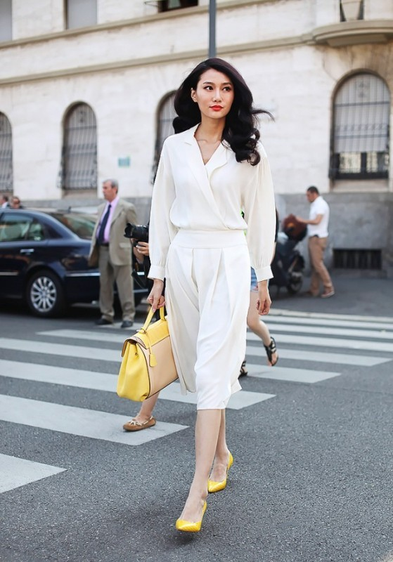spring-and-summer-office-outfit-ideas-24-1 87+ Elegant Office Outfit Ideas for Business Ladies in 2021