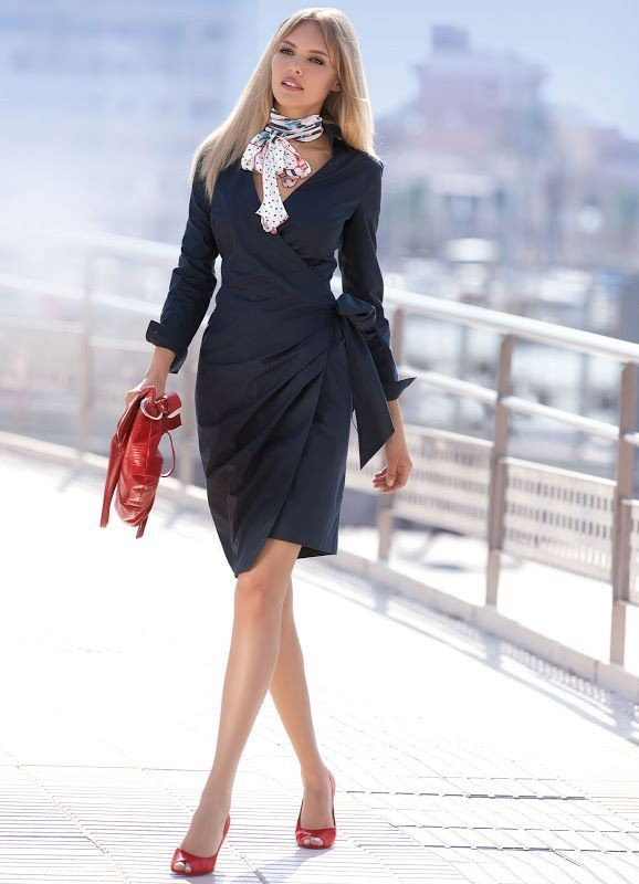 spring-and-summer-office-outfit-ideas-25-1 87+ Spring and Summer Office Outfit Ideas for Business Ladies 2019