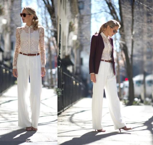 spring-and-summer-office-outfit-ideas-28-1 87+ Spring & Summer Office Outfit Ideas for Business Ladies 2017