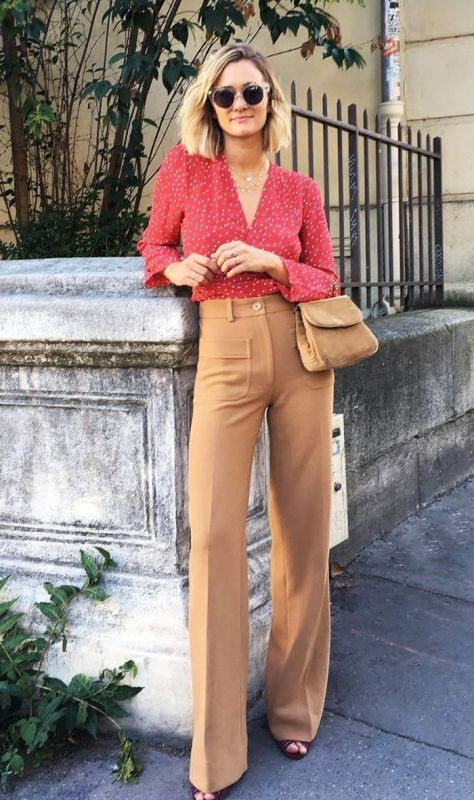 spring-and-summer-office-outfit-ideas-29 87+ Elegant Office Outfit Ideas for Business Ladies in 2021