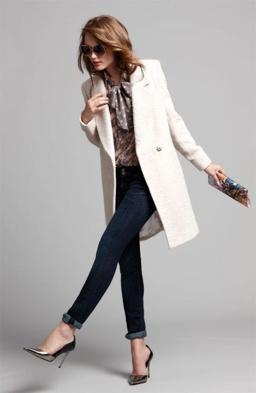 spring-and-summer-office-outfit-ideas-4-1 87+ Spring & Summer Office Outfit Ideas for Business Ladies 2018