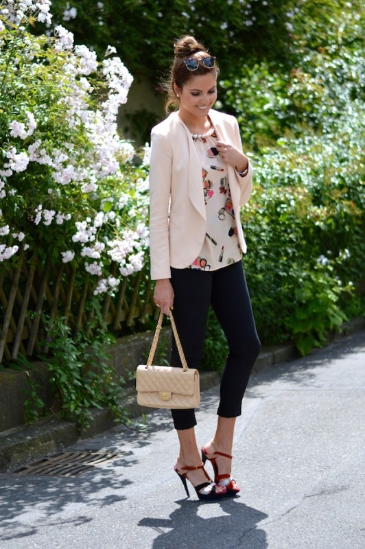 spring-and-summer-office-outfit-ideas-7-1 87+ Spring & Summer Office Outfit Ideas for Business Ladies 2018