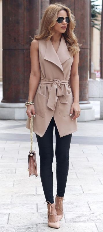 spring-and-summer-office-outfits-10-1 87+ Spring & Summer Office Outfit Ideas for Business Ladies 2018