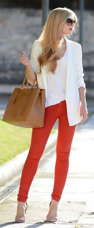 spring-and-summer-office-outfits-4-1 87+ Elegant Office Outfit Ideas for Business Ladies in 2021