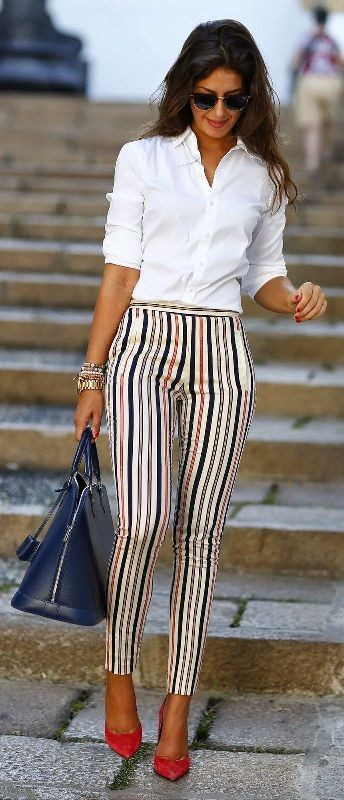 spring-and-summer-office-outfits-8-1 87+ Spring & Summer Office Outfit Ideas for Business Ladies 2017
