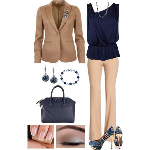 spring-and-summer-work-outfits-113 89+ Stylish Work Outfit Ideas for Spring & Summer 2020