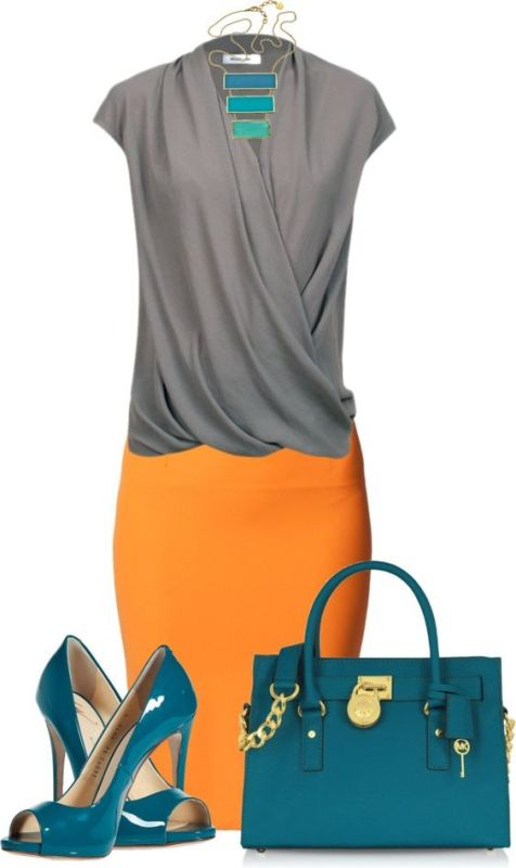 spring-and-summer-work-outfits-12 89+ Stylish Work Outfit Ideas for Spring & Summer 2018