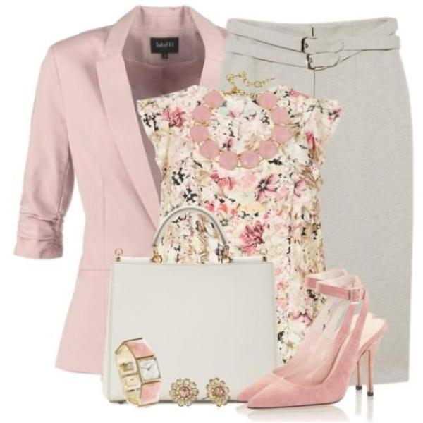 spring-and-summer-work-outfits-142 89+ Stylish Work Outfit Ideas for Spring & Summer 2018