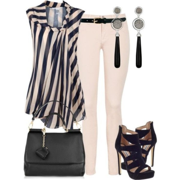spring-and-summer-work-outfits-150 89+ Stylish Work Outfit Ideas for Spring & Summer 2020