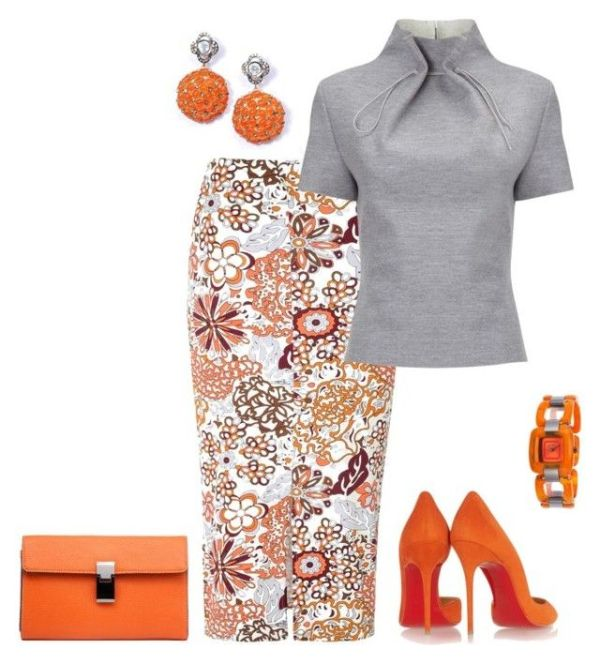 spring-and-summer-work-outfits-162 89+ Stylish Work Outfit Ideas for Spring & Summer 2018