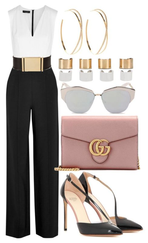 spring-and-summer-work-outfits-17 89+ Stylish Work Outfit Ideas for Spring & Summer 2020
