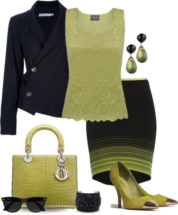 spring-and-summer-work-outfits-176 89+ Stylish Work Outfit Ideas for Spring & Summer 2020