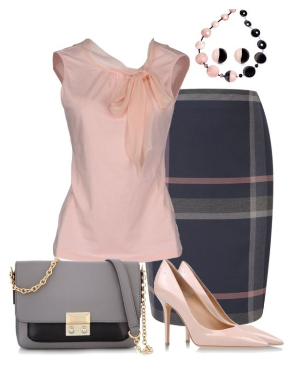 spring-and-summer-work-outfits-180 89+ Stylish Work Outfit Ideas for Spring & Summer 2018