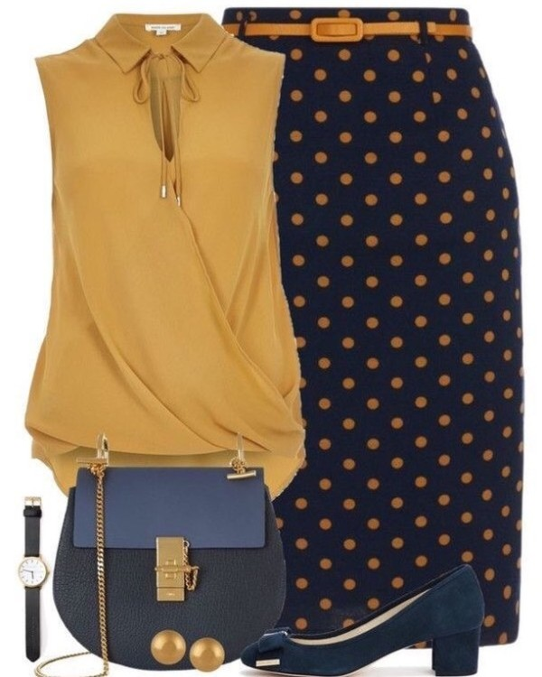 spring-and-summer-work-outfits-181 89+ Stylish Work Outfit Ideas for Spring & Summer 2020