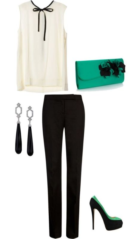 spring-and-summer-work-outfits-2-1 89+ Stylish Work Outfit Ideas for Spring & Summer 2018