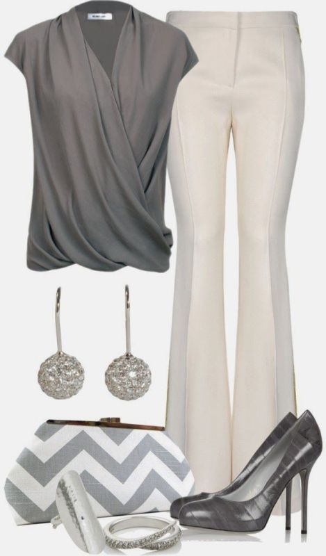 spring-and-summer-work-outfits-2 89+ Stylish Work Outfit Ideas for Spring & Summer 2020