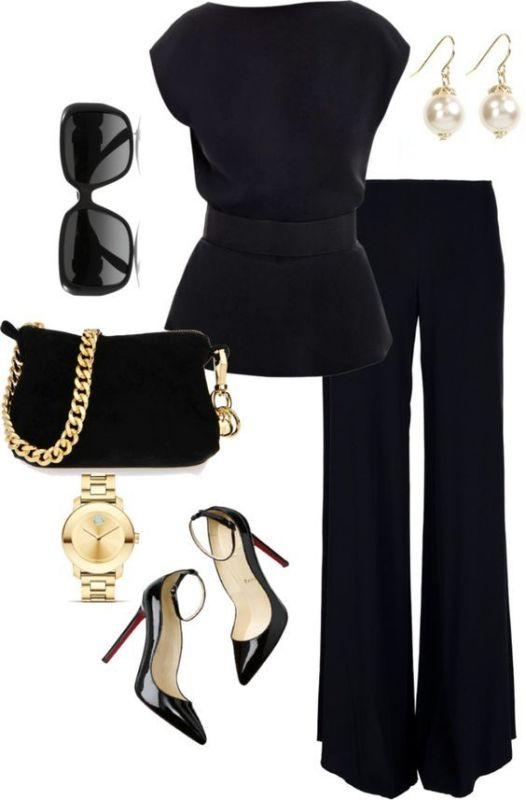 spring-and-summer-work-outfits-30 89+ Stylish Work Outfit Ideas for Spring & Summer 2020