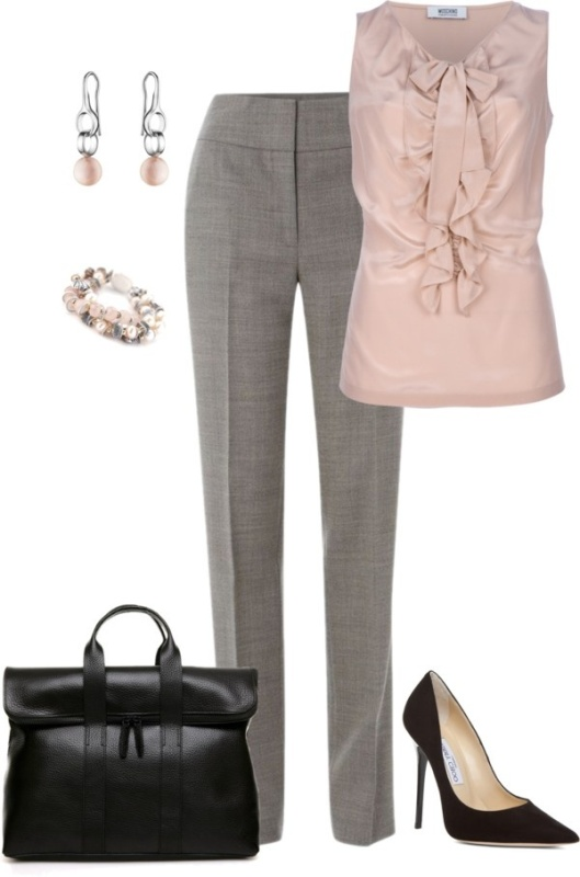spring-and-summer-work-outfits-31 89+ Stylish Work Outfit Ideas for Spring & Summer 2020