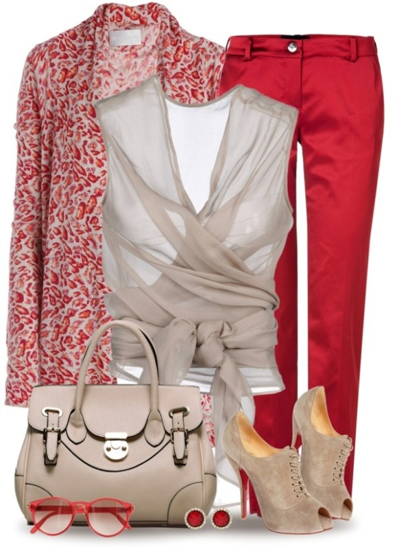 spring-and-summer-work-outfits-48 89+ Stylish Work Outfit Ideas for Spring & Summer 2018