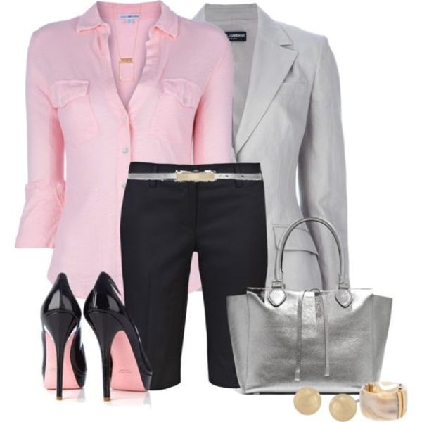 spring-and-summer-work-outfits-89 89+ Stylish Work Outfit Ideas for Spring & Summer 2020