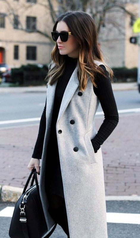 sweaters-12-2 83+ Fall & Winter Office Outfit Ideas for Business Ladies 2020