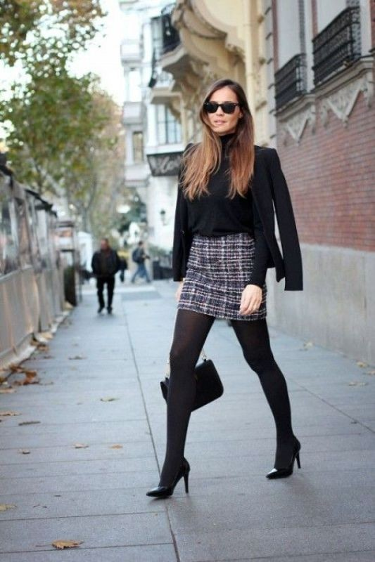 sweaters-4-2 83+ Fall & Winter Office Outfit Ideas for Business Ladies 2020