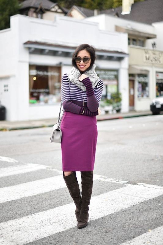 sweaters-7-2 83+ Fall & Winter Office Outfit Ideas for Business Ladies 2020
