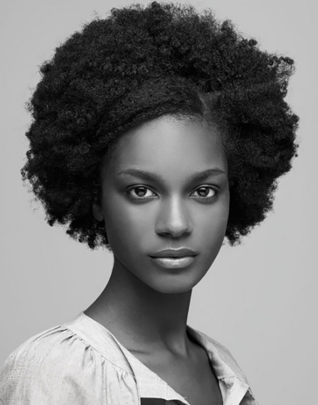 the-Afro-hairstyle 217 Years of Hairstyles Development .. from the 19th Century till Today..