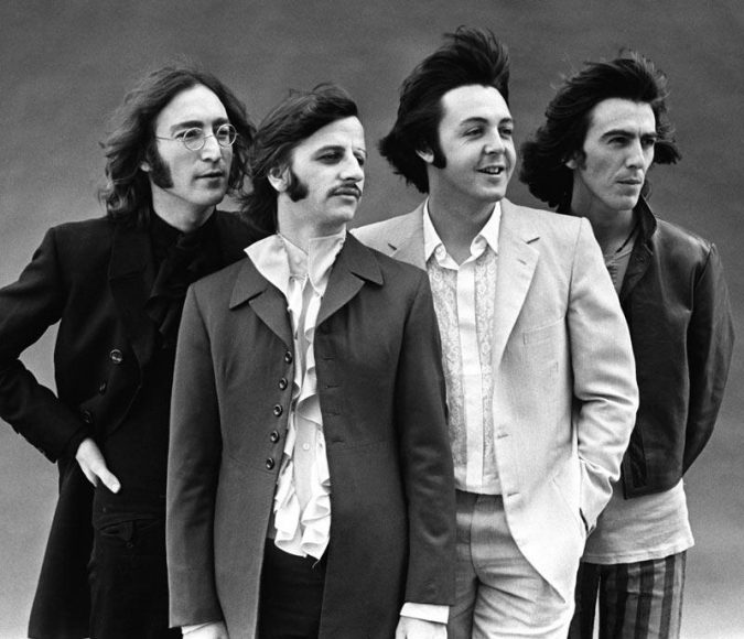 the-Beatles-the-Shag-hairstyle-675x580 217 Years of Hairstyles Development .. from the 19th Century till Today..
