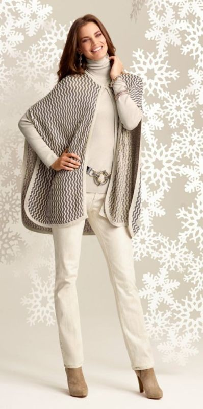 turtlenecks-1-2 83+ Fall & Winter Office Outfit Ideas for Business Ladies 2020